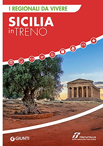 Sicilia in treno (Italian Edition)