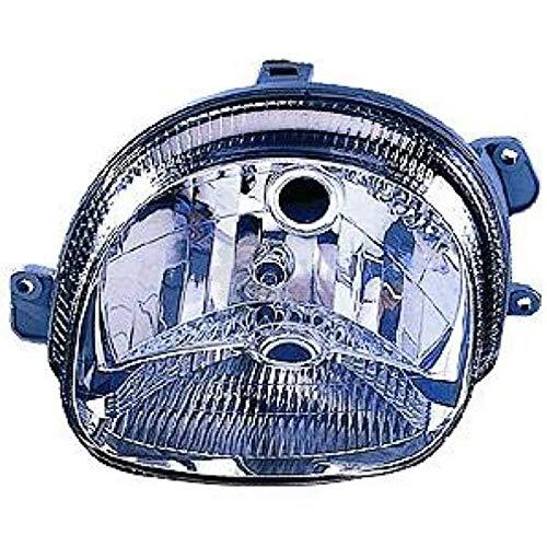 Scheinwerfer rechts für Twingo I 1 Bj. 98-07 Facelift klarglas 1004459