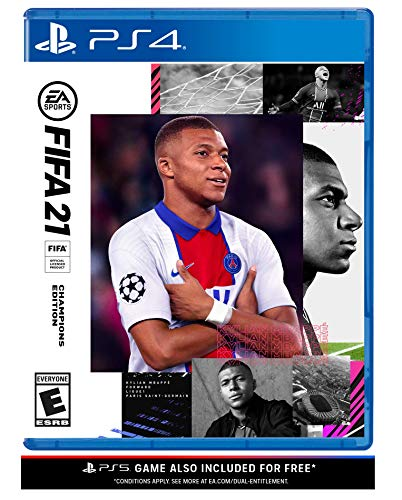 FIFA 21 Game for PlayStation 4 Now $29.99 (Was $59.99)