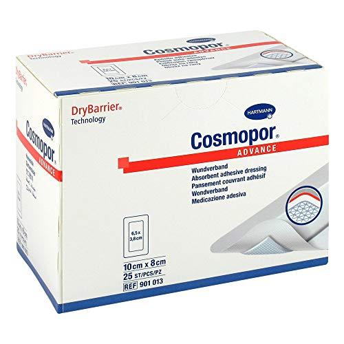 Cosmopor Advance steriler Wundverband 10x8cm 25 Stück