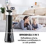 Zoom IMG-1 klarstein skyscraper ice condizionatore portatile