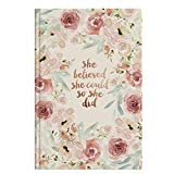 Lauret Blanc Daily Planner and Organizer, Gratitude and Affirmation Journal with Weekly and Monthly...