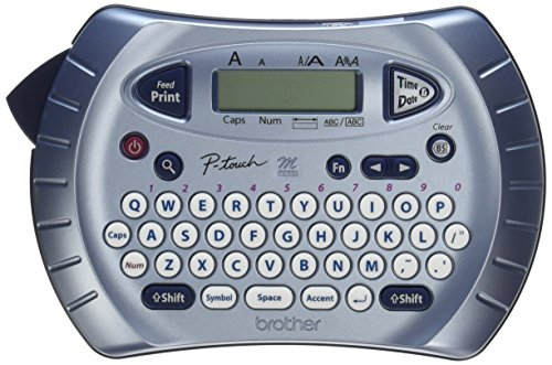 Brother P-touch Label Maker with Two Line Printing