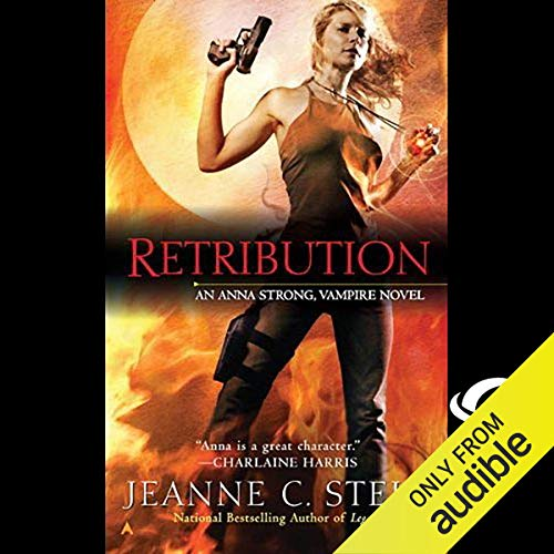 Retribution: Anna Strong, Vampire, Book 5 cover art