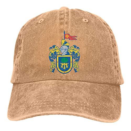 Gorra ajustable unisex de Guadalajara de México, gorra de camionero, sombrero de béisbol para papá