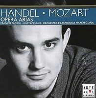 Opera Arias by Handel & Mozart by FAGLIOLI:COUNTERTENOR/KUHN:c (2008-08-12)
