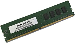 16GB Memory for ASUS Rampage V Extreme/U3.1 DDR4 2400MHz Non-ECC UDIMM Memory (PARTS-QUICK BRAND)