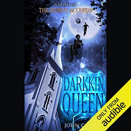 Couverture de Darkkin Queen