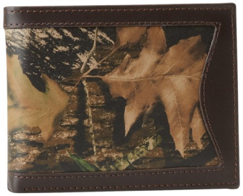 Weber's Combo Series- Men's Leather Double-Sided Bifold Wallet
