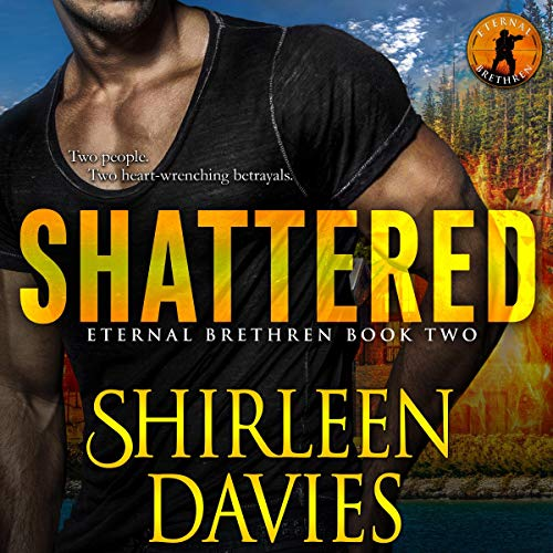 『Shattered』のカバーアート