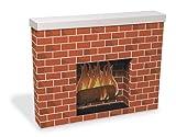 Pacon PAC53080 Corobuff - Decoración para chimenea (cartón)