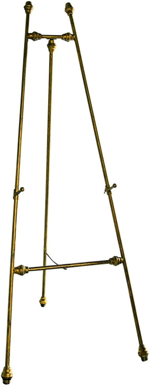 oferta especial JSFQ El Caballete de Aceite de Hierro Forjado Forjado Forjado se Puede Levantar libremente y usarse como Soporte de exhibición para Diversos propósitos, 60  150 cm Caballete  alta calidad