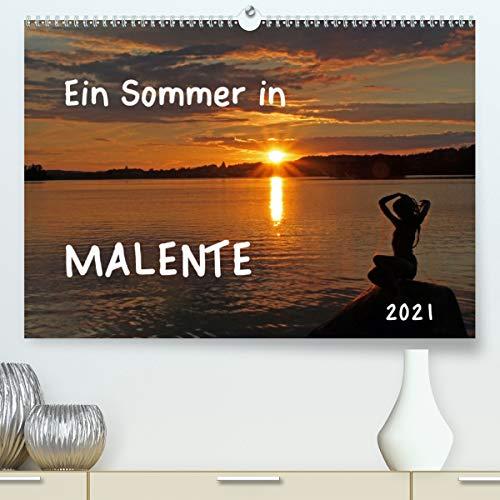 Ein Sommer in Malente (Premium, hochwertiger DIN A2 Wandkalender 2021, Kunstdruck in Hochglanz)