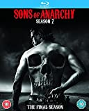 Sons Of Anarchy - Season 7 [Edizione: Regno Unito] [Italia] [Blu-ray]
