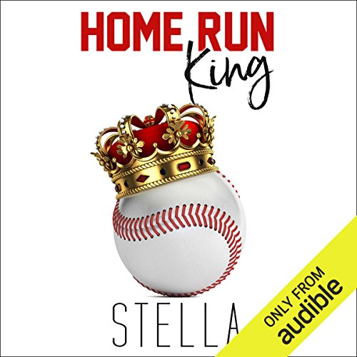 Home Run King audiobook cover art