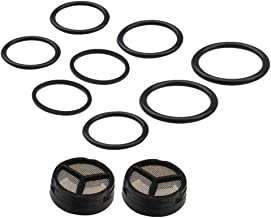 Bang4buck 2 Packs (10 Pieces) Injector Pressure Regulator Seal Kit for Ford 03-10 6.0L Powerstroke Diesel