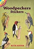 Woodpeckers Stickers (Dover Little Activity Books)