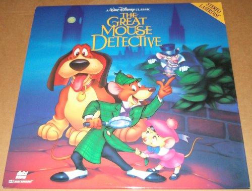 "A Walt Disney Classic: ""Great Mouse Detective"" on *Laserdisc * Laser Disc*"