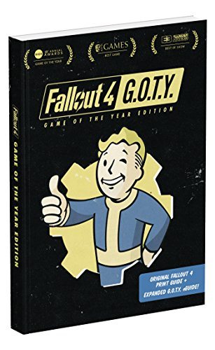 Fallout 4 Game Of The Year Edition (Lösungsbuch)