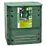 Verdemax 2894 - Compostiera MOD. Thermo-King da 600 Litri...