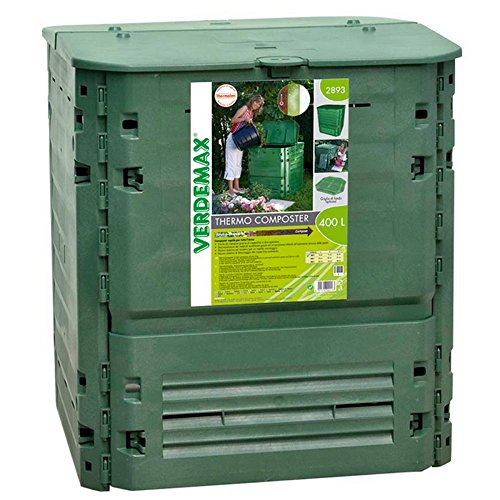 Verdemax 2894 600 Liter 80x80x104 cm Thermo King Komposter