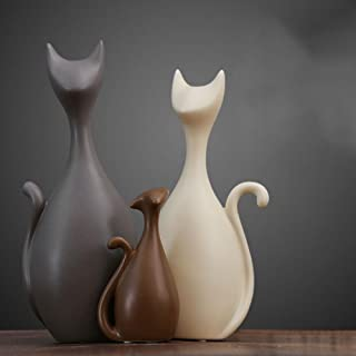 Ctystallove Home Decor Accessories Animal Porcelain...