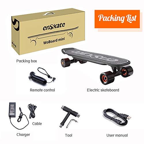Elektro Skateboard enSkate WoBoard Bild 5*