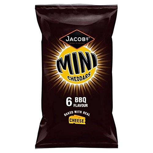 Jakobs Mini Cheddars Grill 7 x 25g