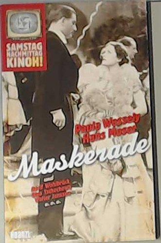 MASKERADE - Mit Paula Wessely und Hans Moser