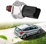 Qiilu Auto Capteurs d'injection de combustible, Capteur haute pression rail carburant auto pour 2.0 HDI TDCI 55PP02-02