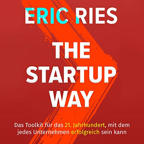 Couverture de The Startup Way (German Edition)