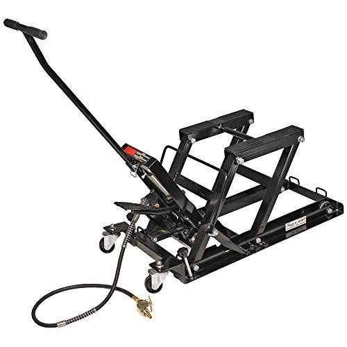 Black Widow BW-0102 Hydraulic Motorcycle Lift