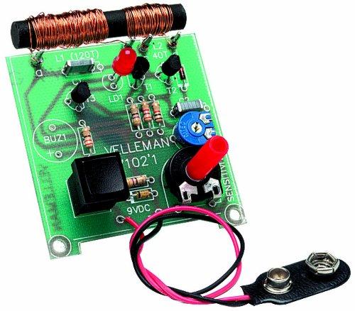 VELLEMAN - K7102 Metalldetektor 840167