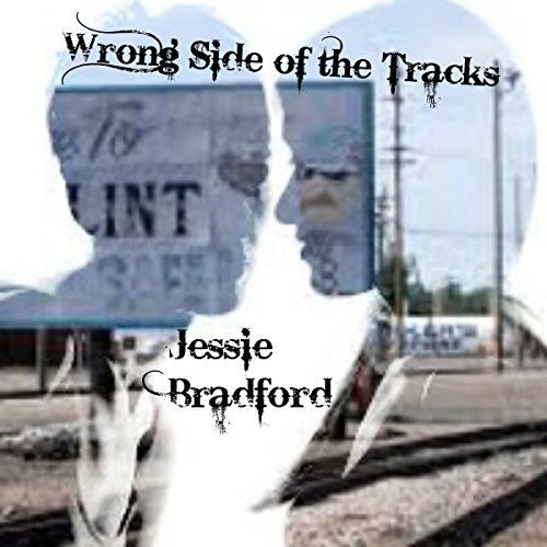 Wrong Side of the Tracks audiobook cover art