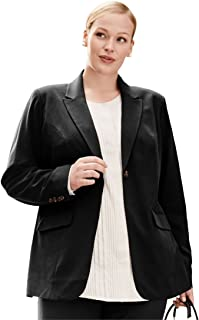 4bd998a456dad Amazon.com  Jessica London - Blazers   Jackets   Plus-Size  Clothing ...
