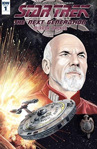 Star Trek: TNG: Mirror Broken #1 (English Edition)