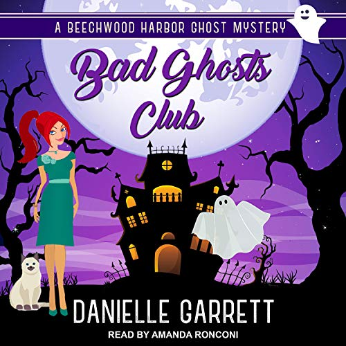 Bad Ghosts Club cover art