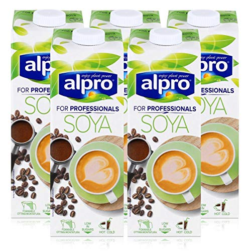 Alpro | Soya for Professionals | 5 x 1l