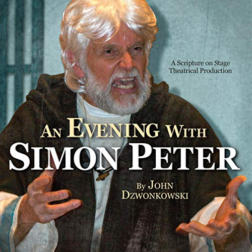 An Evening with Simon Peter  By  cover art
