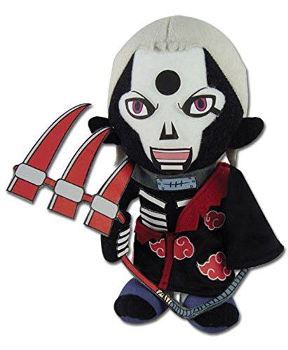 Naruto Shippuden : Hidan Peluche Figurine (25 cm) - original & official licensed