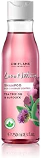 Love Nature 2in1 Shampoo for Flaky scalp with Tea Tree Oil & Burdock