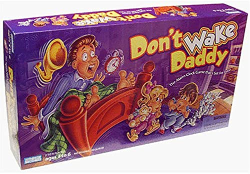Don't Wake Daddy Game