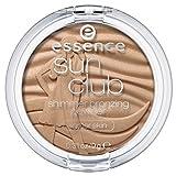 Essence Sun Club shimmer...
