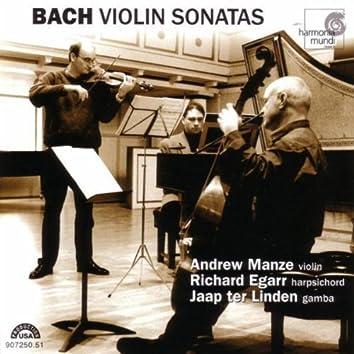 J.S. Bach: Violin Sonatas