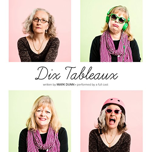 Dix Tableaux audiobook cover art