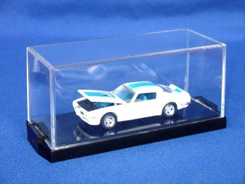 12 ea., Protech 1/64 Scale Display Cases for Single Loose Cars, Hot Wheels, Matchbox, & Similar