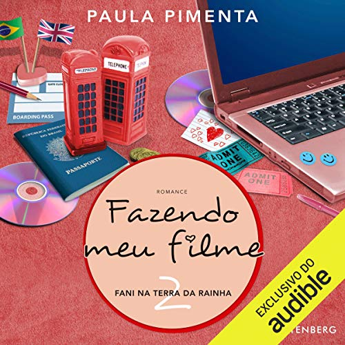 Couverture de Fazendo Meu Filme 2. Fani na Terra da Rainha [Making My Movie 2. Fani in the Land of the Queen]
