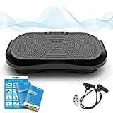 Bluefin Fitness Vibration Platform | Ultra Slim | Built-in Bluetooth...
