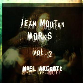 Jean Mouton: Works, Vol. 2 (Arr. for Guitar)