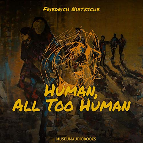Human, All Too Human cover art